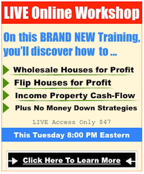 Real Estate Investing Workshop 2