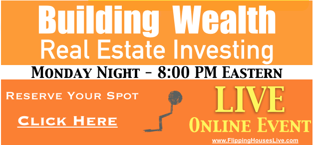 Building Wealth Real Estate Investing