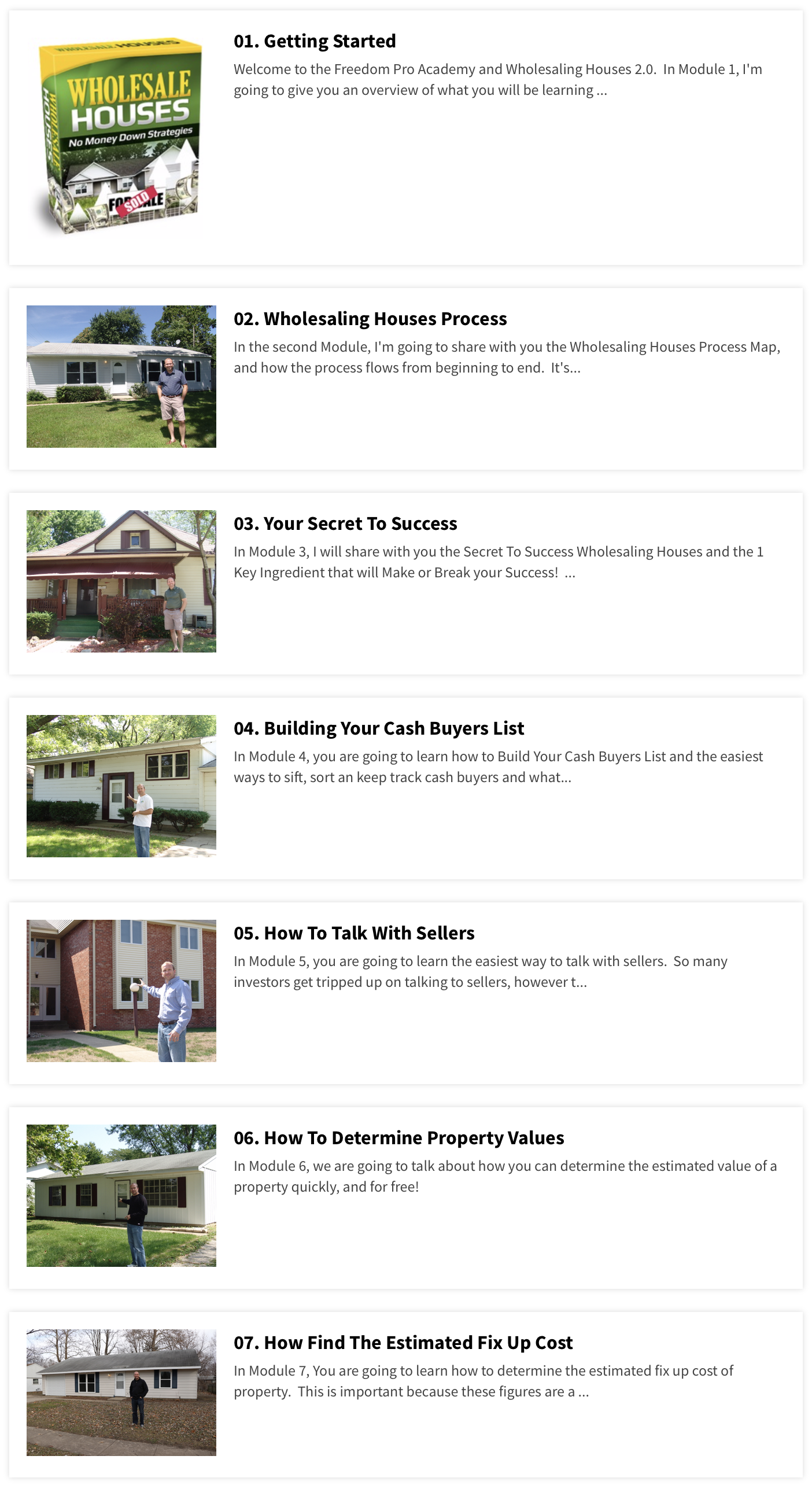 Wholesaling Houses Special Offer | Flipping Houses Live